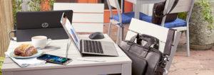 travailler plus mobile avec HP