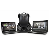 ZBook 15 G6 et ZBook 17 G6 avec sac à dos HP VR